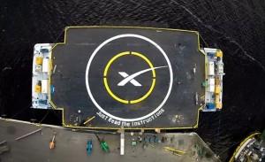 April 01 Drone Ship