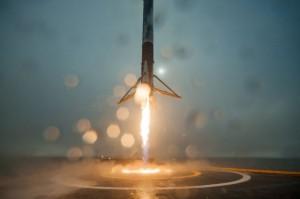 April 01 Falcon 9