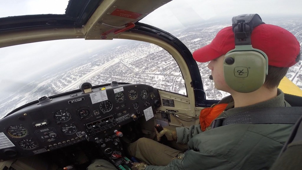 FOD Flying over Snow 2015-01